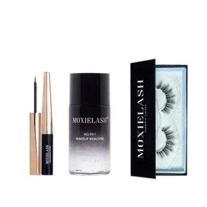MOXELASH- Lashes, Eyeliner & Makeup Remover- NEW!